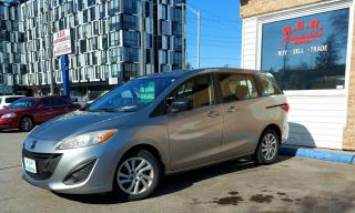 Used 2012 Mazda MAZDA5 for sale in Oshawa, ON
