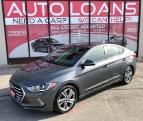 Used 2017 Hyundai Elantra GLS-ALL CREDIT ACCEPTED for sale in Toronto, ON