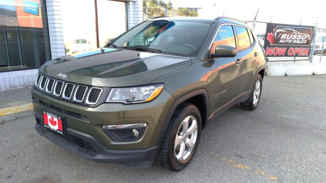 2018 Jeep Compass Latitude - Luxury 4x4
