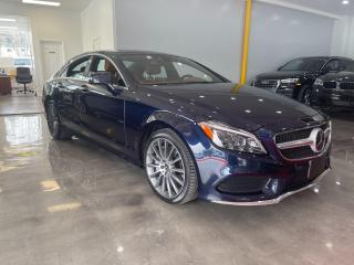 Used 2017 Mercedes-Benz CLS-Class CLS 550 for sale in Richmond Hill, ON