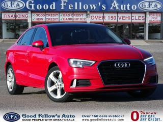 Used 2018 Audi A3 KOMFORT, SUNROOF, LEATHER & POWER & HEATED SEATS for sale in Toronto, ON