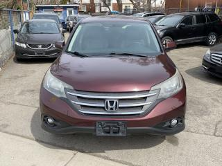 Used 2012 Honda CR-V EX-L for sale in Hamilton, ON