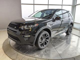 Used 2018 Land Rover Discovery Sport NO ACCIDENT HISTORY - LUXURY MODEL! for sale in Edmonton, AB