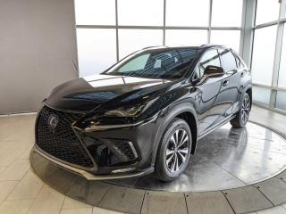 Used 2018 Lexus NX Accident Free - One Owner! for sale in Edmonton, AB