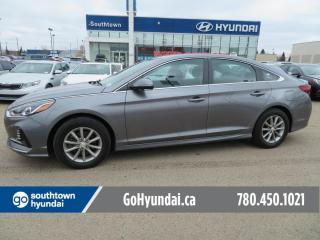 Used 2018 Hyundai Sonata GL/BACKUP CAM/HEATED SEATS/BLUETOOTH for sale in Edmonton, AB