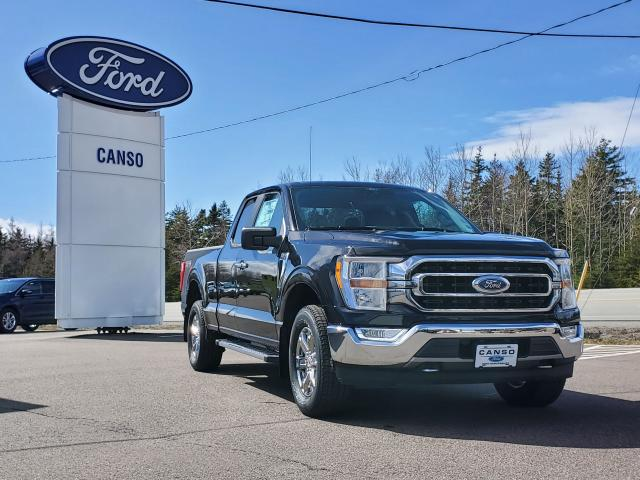 2021 Ford F-150 XLT 4WD SUPERCAB 6.5' BOX