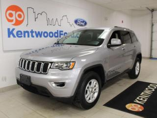 Used 2018 Jeep Grand Cherokee Laredo | 4x4 | One Owner | Clean Carproof for sale in Edmonton, AB