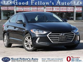 Used 2017 Hyundai Elantra GL MODEL, BLIND SPOT, DRIVER ASSIST, BACKUP CAMERA for sale in Toronto, ON