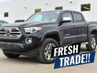 Used 2019 Toyota Tacoma LIMITED for sale in Red Deer, AB