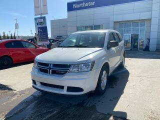 Used 2013 Dodge Journey CVP/POWERGROUP/AC/STEERINGAUDIOCONTROLS for sale in Edmonton, AB