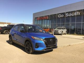 New 2021 Nissan Kicks SR for sale in Edmonton, AB