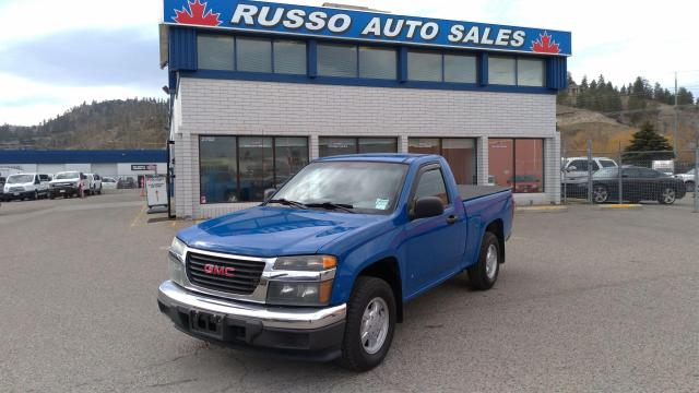 2008 GMC Canyon SL 5 speed Manual RWD