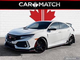 Used 2018 Honda Civic Type R TYPE R  / NO ACCIDENTS / ONE ONWER CAR for sale in Cambridge, ON