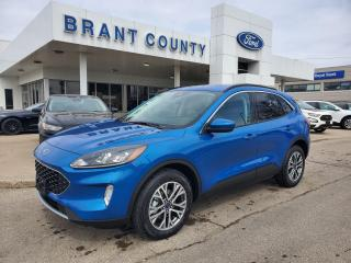 New 2021 Ford Escape SEL for sale in Brantford, ON