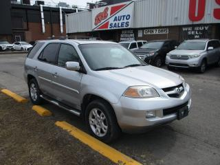 Used 2006 Acura MDX ~ 7 PASSENGER ~ DVD ~ SAFETY INCLUDED for sale in Toronto, ON