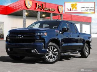 Used 2020 Chevrolet Silverado 1500 RST Almost new ,Fully Loaded, Leather,S/R, C.Start for sale in Brandon, MB