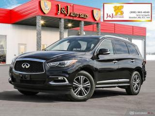 Used 2019 Infiniti QX60 Pure AWD,V6,Fully Loaded,7Pass. for sale in Brandon, MB