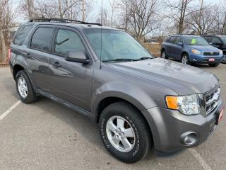 Used 2012 Ford Escape XLT ** BLUETOOTH, HTD LEATH, SNRF ** for sale in St Catharines, ON