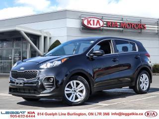 Used 2018 Kia Sportage LX | FWD | HTDSEATS | BACKUPCAM | OFFLEASE for sale in Burlington, ON