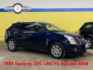Used 2010 Cadillac SRX 3.0 Performance Collection for sale in Vaughan, ON