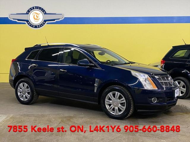 2010 Cadillac SRX 3.0 Performance Collection