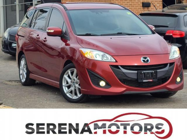 2014 Mazda MAZDA5 GT | MANUAL | 6 PASS. | ONE OWNER | NO ACCIDENTS