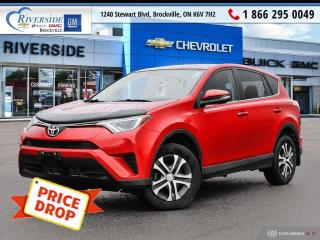 Used 2016 Toyota RAV4 LE for sale in Brockville, ON