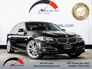 Used 2014 BMW 5 Series 535d xDrive/Navigation/360 Camera/Harman Kardon for sale in Vaughan, ON