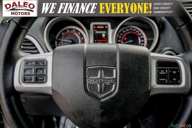 2016 Dodge Journey SXT / 7 PASSENGERS / KEYLESS GO / REAR AC / Photo19