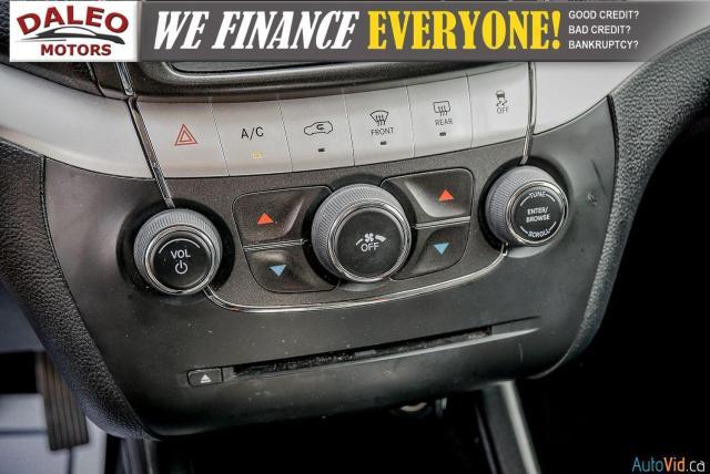 2016 Dodge Journey SXT / 7 PASSENGERS / KEYLESS GO / REAR AC / Photo21