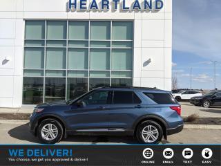 Used 2020 Ford Explorer XLT AWD | LEATHER | BACK UP CAMERA | REMOTE START-USED EDMONTON FORD DEALER for sale in Fort Saskatchewan, AB