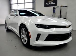 Used 2017 Chevrolet Camaro 1LT,MUST SEE,LOW KM,ONE OWNER,NO ACCIDENT for sale in North York, ON