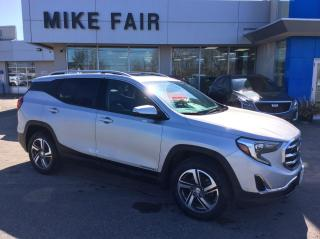 Used 2018 GMC Terrain SLT Diesel Remote Start, Power Liftgate,Hands-Free, Bose Speaker System, Rear Camera, Power Sunroof for sale in Smiths Falls, ON