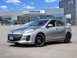 Used 2013 Mazda MAZDA3 GX - SEDAN MANUAL TRANS for sale in Hamilton, ON