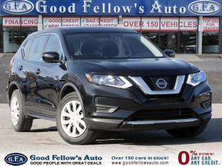 Used 2017 Nissan Rogue FEB S MODEL, REARVIEW CAMERA, PARKING ASSIST REAR for sale in Toronto, ON