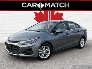 Used 2019 Chevrolet Cruze LT / AUTO / NO ACCIDENTS / NOT A RENTAL for sale in Cambridge, ON