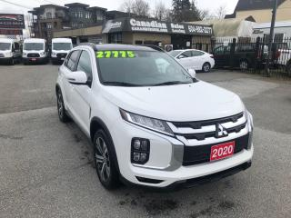 Used 2020 Mitsubishi RVR GT AWC 2.4L 168HP CVT AUTO for sale in Langley, BC