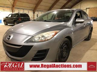 Used 2010 Mazda MAZDA3 4D Sedan FWD for sale in Calgary, AB