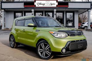 Used 2014 Kia Soul CX, Sunroof, GPS for sale in Ancaster, ON