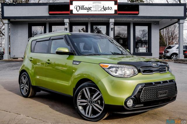 2014 Kia Soul CX, Sunroof, GPS