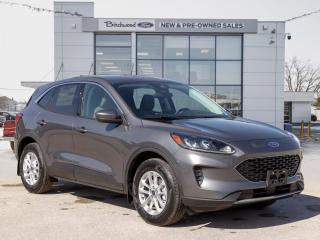 New 2021 Ford Escape SE Hybrid 0% APR | 201A | COLD WTHR PKG for sale in Winnipeg, MB