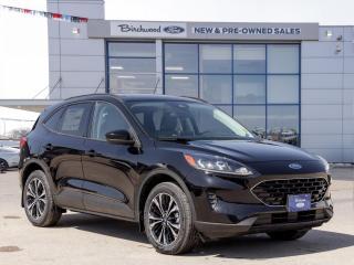 New 2021 Ford Escape SE Hybrid 0% APR | 201A | NAV | ROOF for sale in Winnipeg, MB