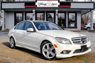 Used 2010 Mercedes-Benz C-Class C 300, 4-MATIC for sale in Ancaster, ON