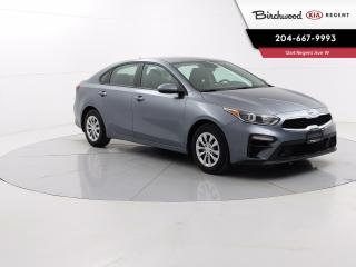 Used 2019 Kia Forte LX | Accident Free | Locally Owned & Serviced | Remote Start | Heated Steering | for sale in Winnipeg, MB