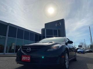 Used 2013 Mazda MAZDA6 GS-I4 for sale in Ottawa, ON
