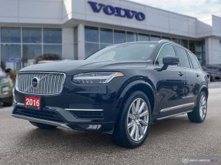 Used 2016 Volvo XC90 T6 Inscription Head-Up Display! for sale in Winnipeg, MB