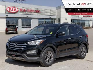Used 2014 Hyundai Santa Fe Sport Luxury AWD | Bluetooth | Heated Seats | for sale in Winnipeg, MB
