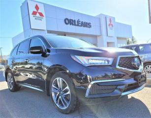 Used 2018 Acura MDX Navigation Package for sale in Orléans, ON