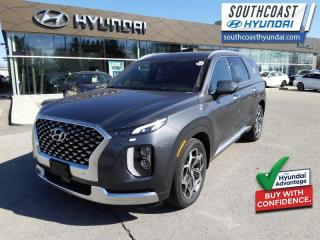 New 2021 Hyundai PALISADE Ultimate Calligraphy  - Cooled Seats - $364 B/W for sale in Simcoe, ON