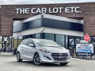 Used 2017 Hyundai Elantra GT GLS Tech NAVIGATION!! APPLE CARPLAY!!BACK-UP CAM!! SUNROOF!! HEATED SEATS/STEERING WHEEL!! for sale in Sudbury, ON